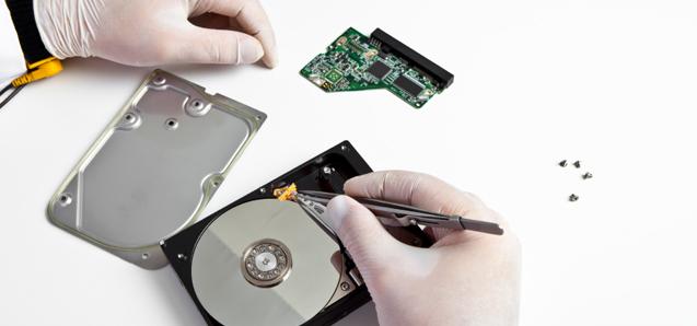 Récupération de données de disque dur à Paris